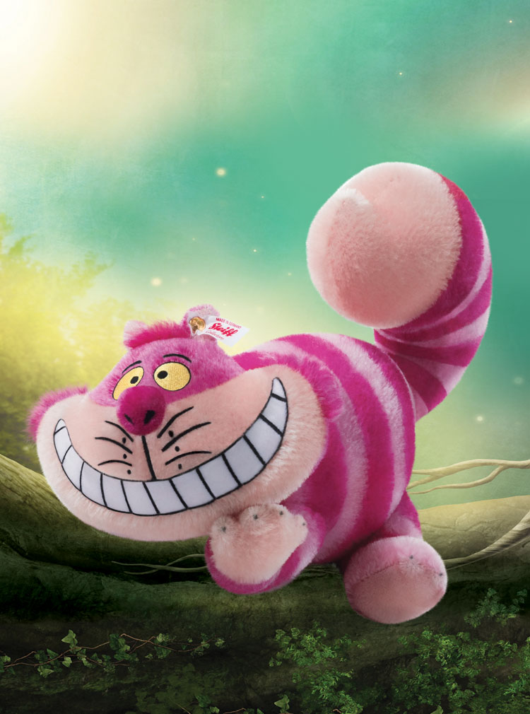 Cheshire Cat EAN 683268 by Steiff