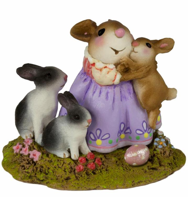 Snuggle Bunnies M-502a by Wee Forest Folk