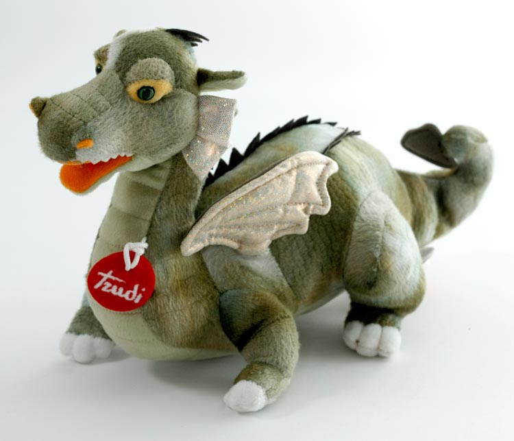 Dragon Small, Green by Moulin Roty