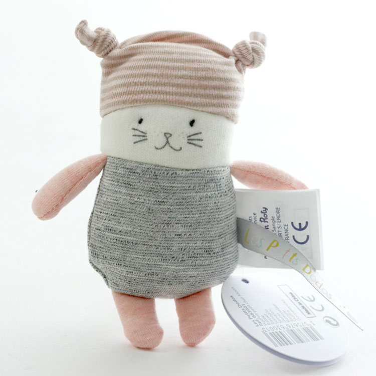 Moon Cat Rattle Les Petit Dodos by Moulin Roty