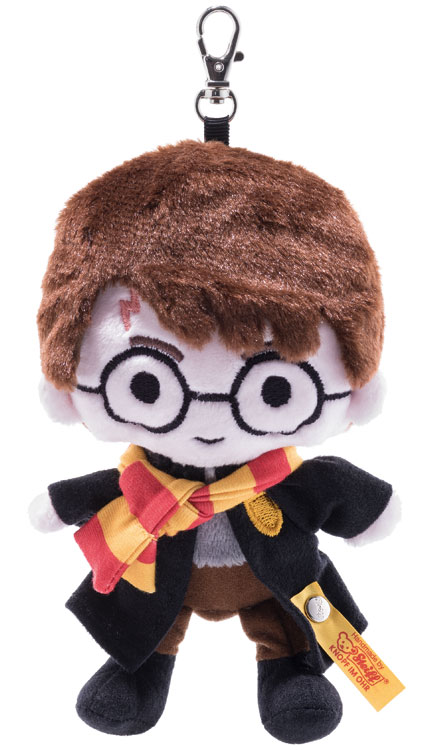 Harry Potter Keyring EAN 355110 by Steiff