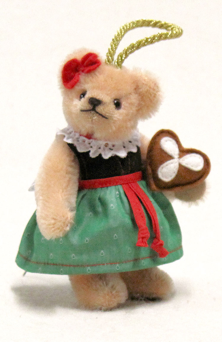 Gretel Ornament 22337-3 by Hermann-Spielwaren GmbH