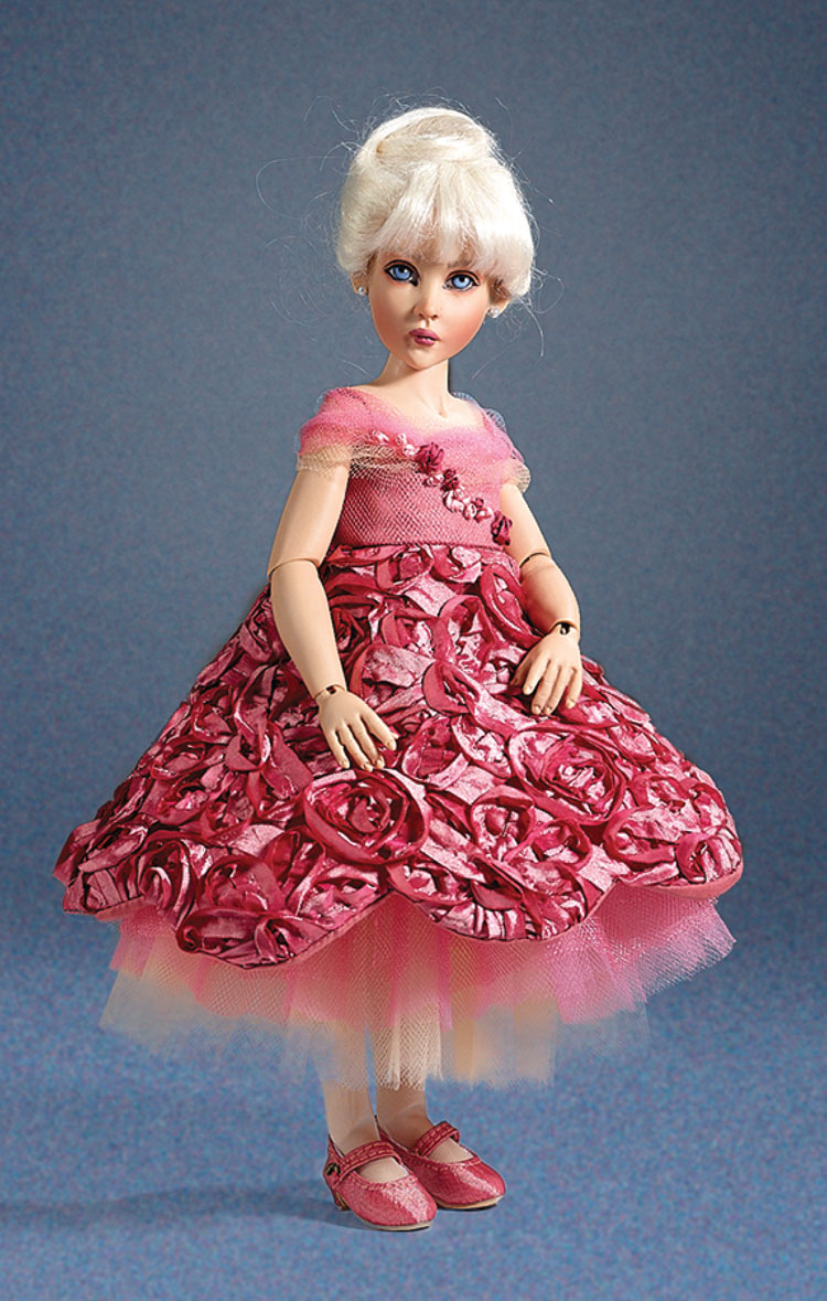 American Bandstand Paige BJD Prom by Helen Kish, Kish & Company
