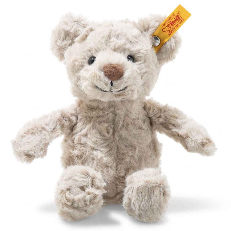 Honey Teddy, Soft Cuddly Friend EAN 069512 by Steiff