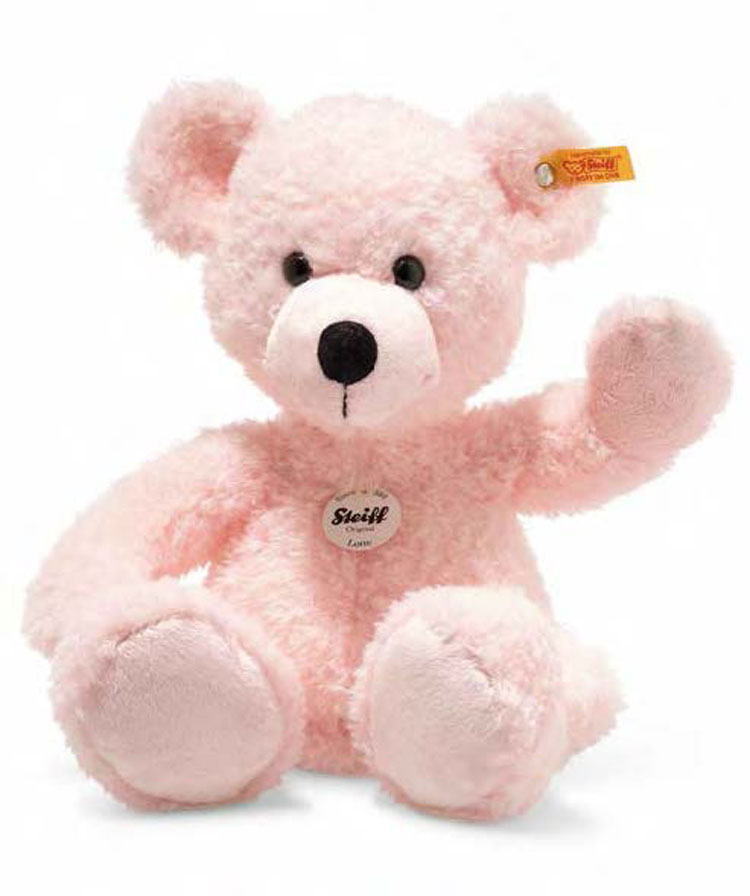 Lotte Teddy Bear, Large EAN 113826 by Steiff