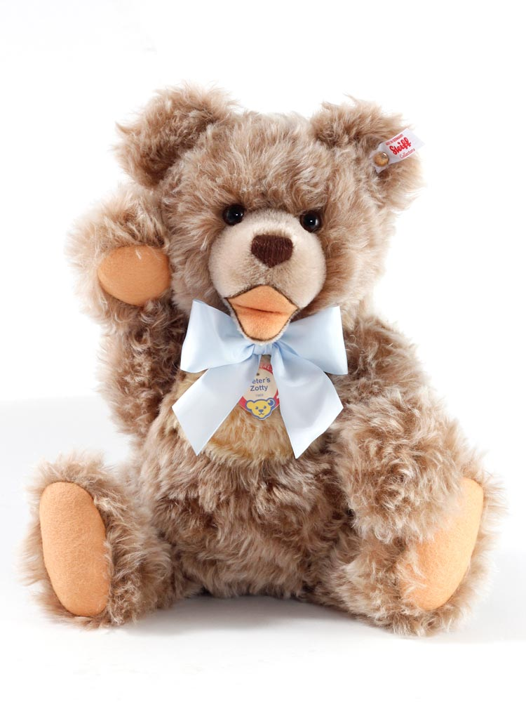 Peter's Zotty Teddy Bear EAN 006531 by Steiff