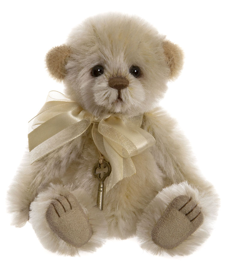 Manufactured Special Section Charlie Bears Mildred Minimo Collection Limited To 600 Pieces