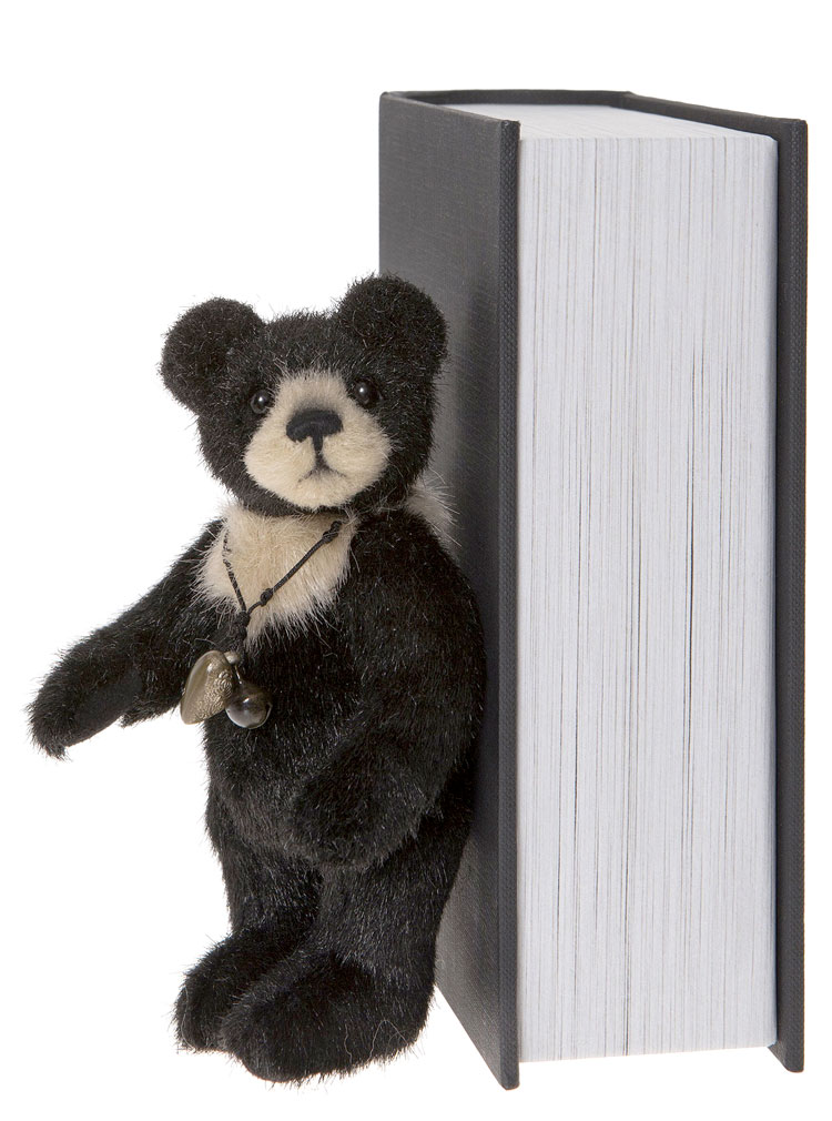Bear Therapy Library Bear by Charlie Bears