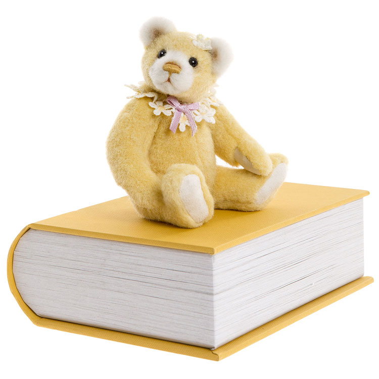Pawsome Library Bear by Charlie Bears