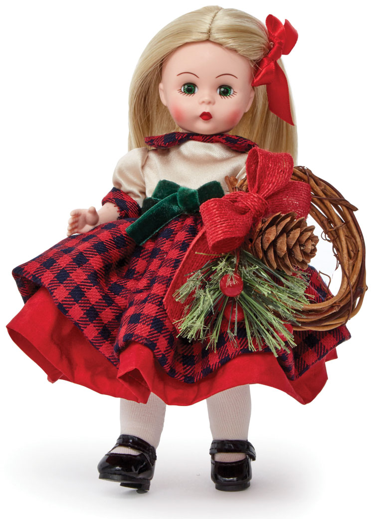 Cabin Christmas 75145 By Madame Alexander At The Toy Shoppe