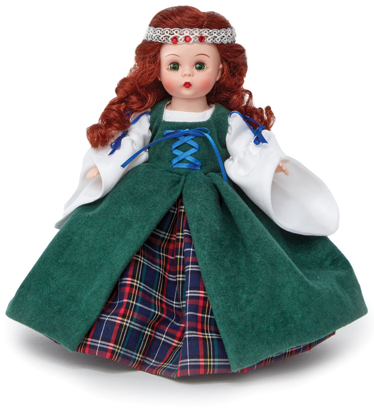 Scottish Banfhlath 75135 by Madame Alexander