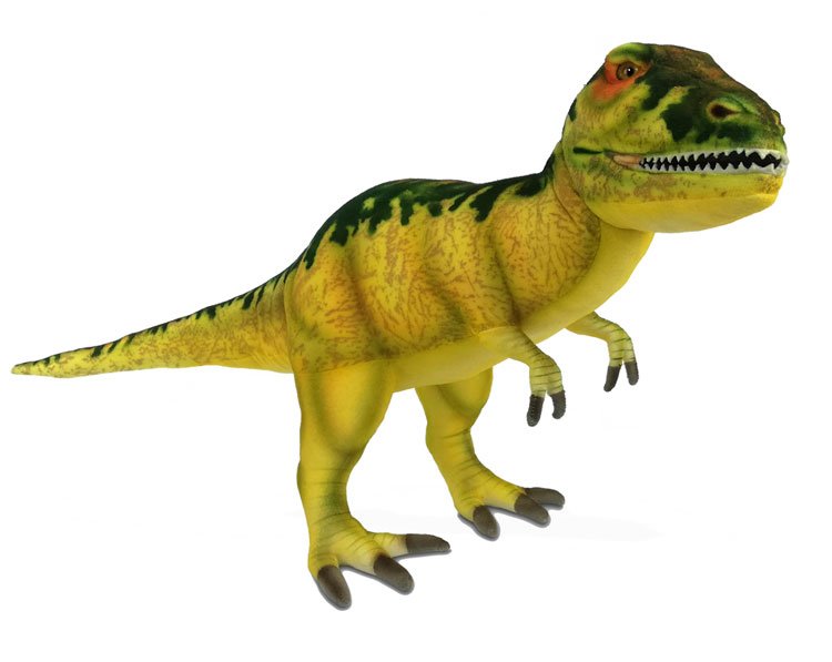 T-Rex Yellow Green 7776 by Hansa