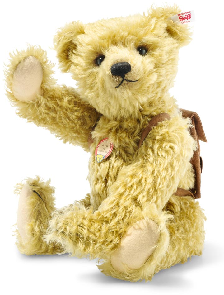 Scout The Backpack Bear EAN 683770 by Steiff
