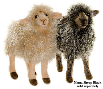 Mama Sheep White 3450 by Hansa