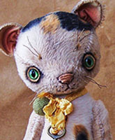 First cat by Alla Bears at The Toy Shoppe