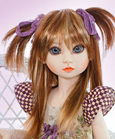 Our Toy Shoppe Exclusive, Leila, by Berdine Creedy is Wonderful