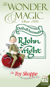 The Wonder and Magic of R. John Wright