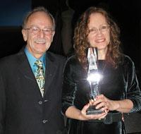 Maggie Iacono Presented With 2012 Lifetime Achievement Award by DOLLS magazine