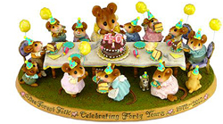 Wee Forest Folk Mice at The Toy Shoppe
